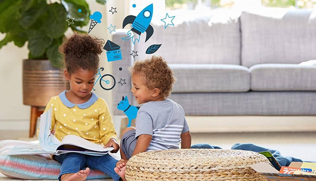 Amazon Book Box promo image