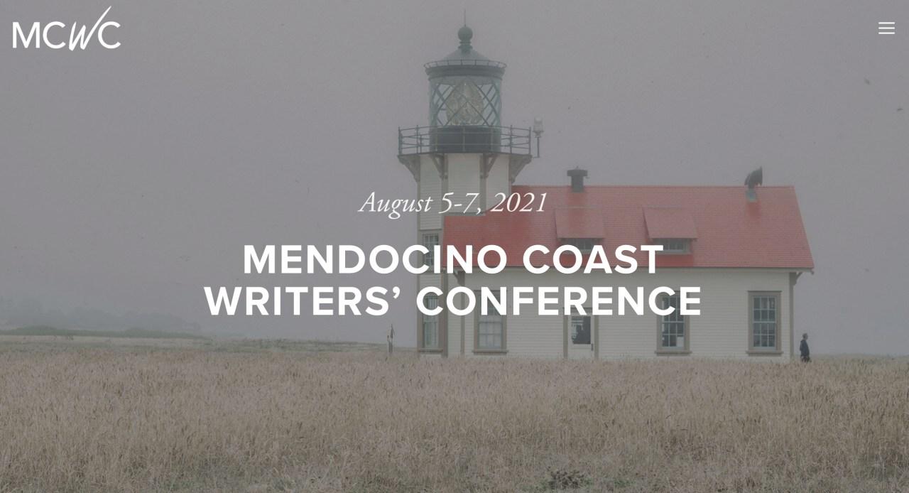 Mendocino Coast Writers Conference