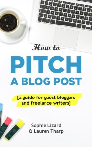 How to Pitch a Blog Post