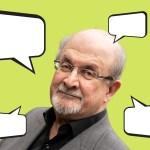 Salman Rushdie Quotes Graphic