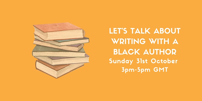 Let's Talk About Writing With A Black Author
