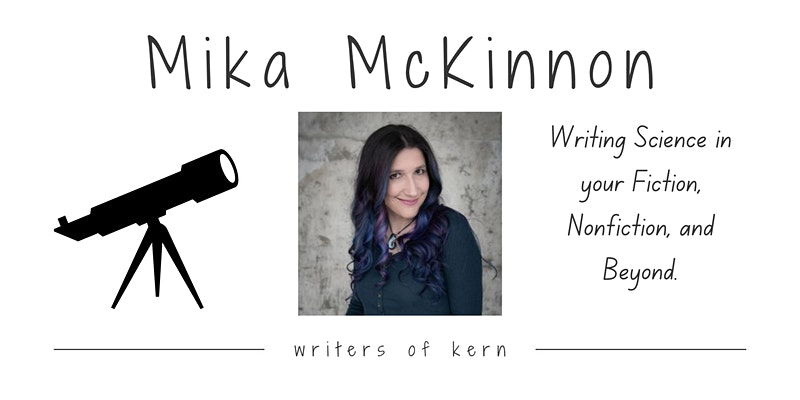 Writing Science in your Fiction, Nonfiction, and Beyond.