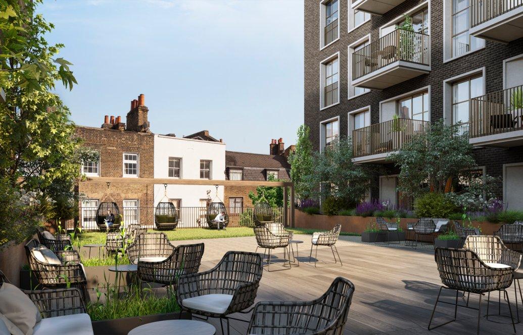 Roof Gardens, London, roof terrace installers, landscaping contractors