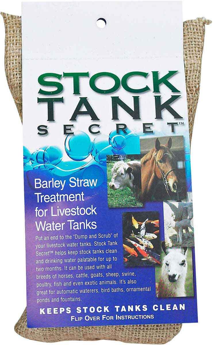 Stock Tank Secret Generic brand my vary   Stable