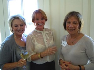 Bobbette Johnson, Kathy Gordon, Jan Rome