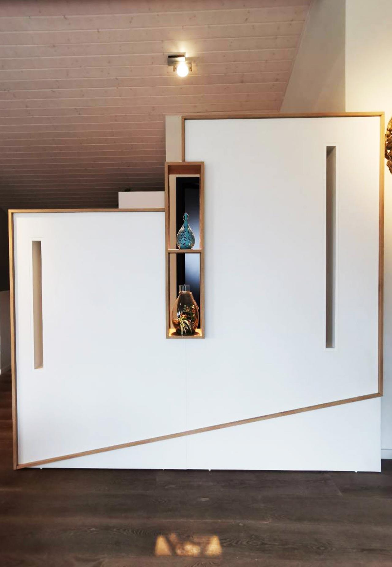 les meubles en bois