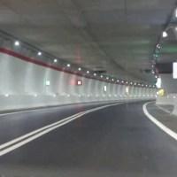Riapre al traffico la Galleria Valnerina sulla direttrice Terni-Rieti
