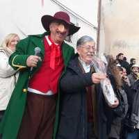 Monteleone di Spoleto, grande festa per il carnevale del Bartoccio