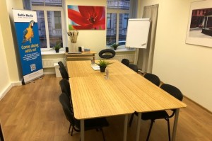 Baltic Media Language Training Centre to resume on-site group and individual classes