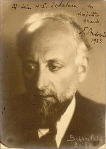 Ernest Ansermet. Kuva: Wikipedia