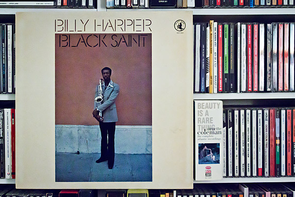 Billy Harper: Black Saint