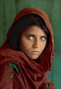 Steve McCurry: Afgan Girl