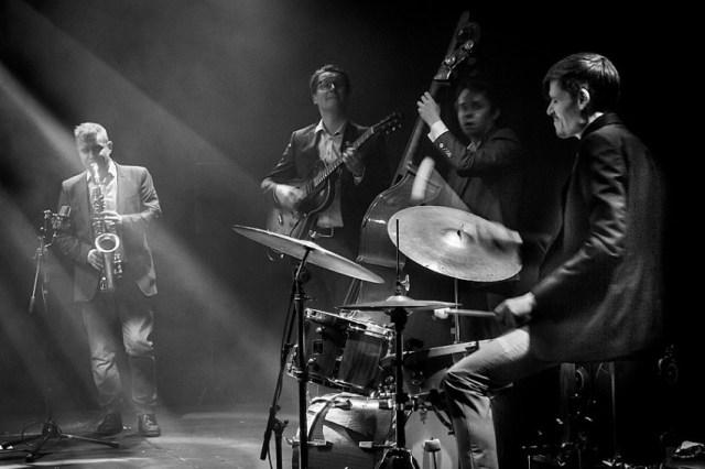Jukka Perko Streamline Jazztet Oulussa 22.3.2013