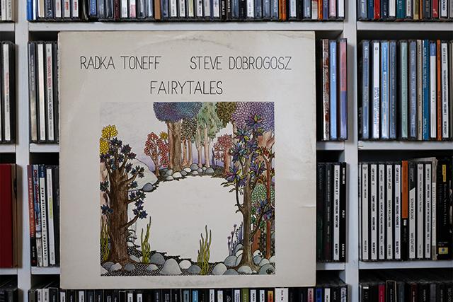 Radka Toneff & Steve Dobrogosz: Fairytales (Odin, 1982)
