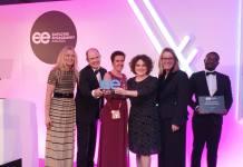 Employee Engagement Awards reconoce la campaña 'Inspiring World'
