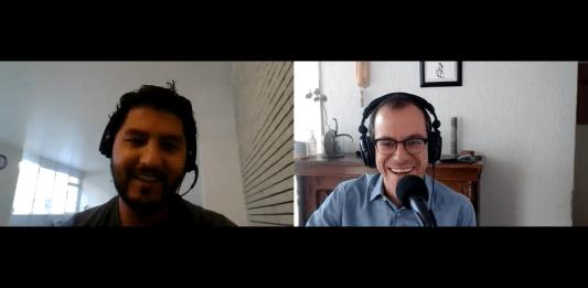 Buna Fer Aguilar entrevista podcast