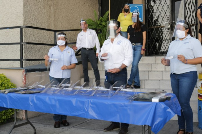 carvajal Empaques hace donación de equipos de protección