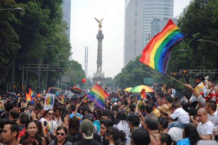 Marcha del Orgullo CDMX, 2015