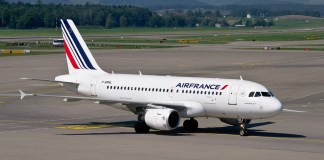Air France implementa vuelo ecológico SkyBreathe para reducir emisiones de CO2