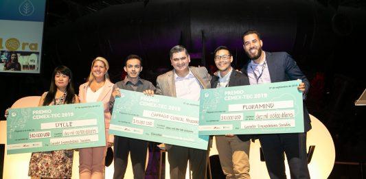 Premio CEMEX-TEC recibe 1678 proyectos para participar en su edición 2020