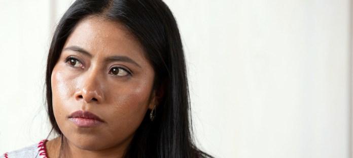 Yalitza Aparicio hace llamado a proteger a los trabajadores domésticos