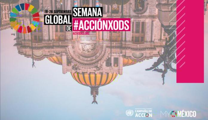 MY World México celebra la Semana Global de #AcciónXODS