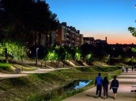 Iluminación inteligente habilitada para Smart Cities