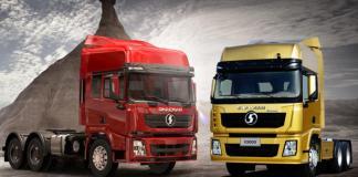 Shacman busca convertirse en líder de camiones a gas natural