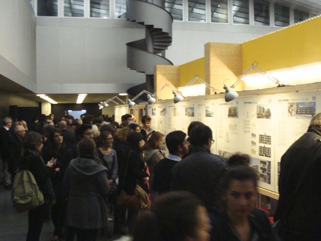 Exhibition in Mendrisio, Ticino (Switzerland)