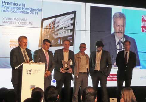 Endesa awards ceremony