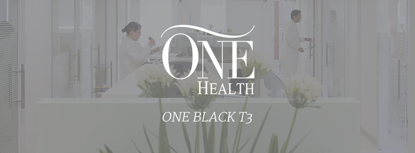 One Health Black T3
