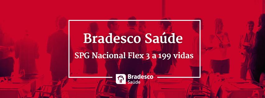 Bradesco Saude SPG Nacional Flex