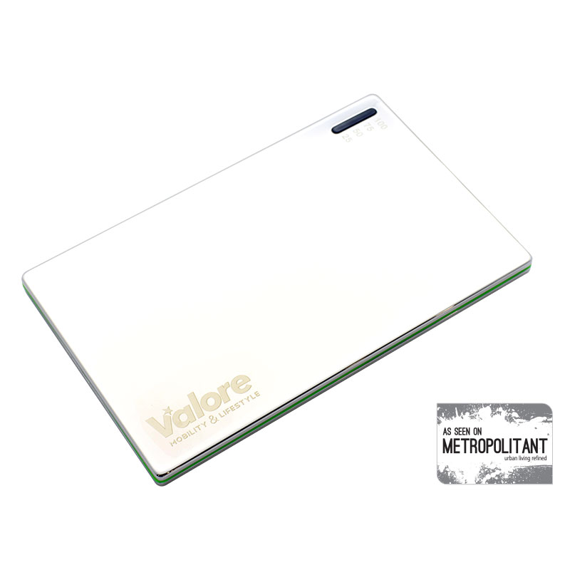 Valore vPower Super Slim Power Bank 2000mAh (VL-PL201
