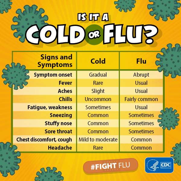 THE FLU and WHAT YOU NEED TO KNOW: - Valor Health