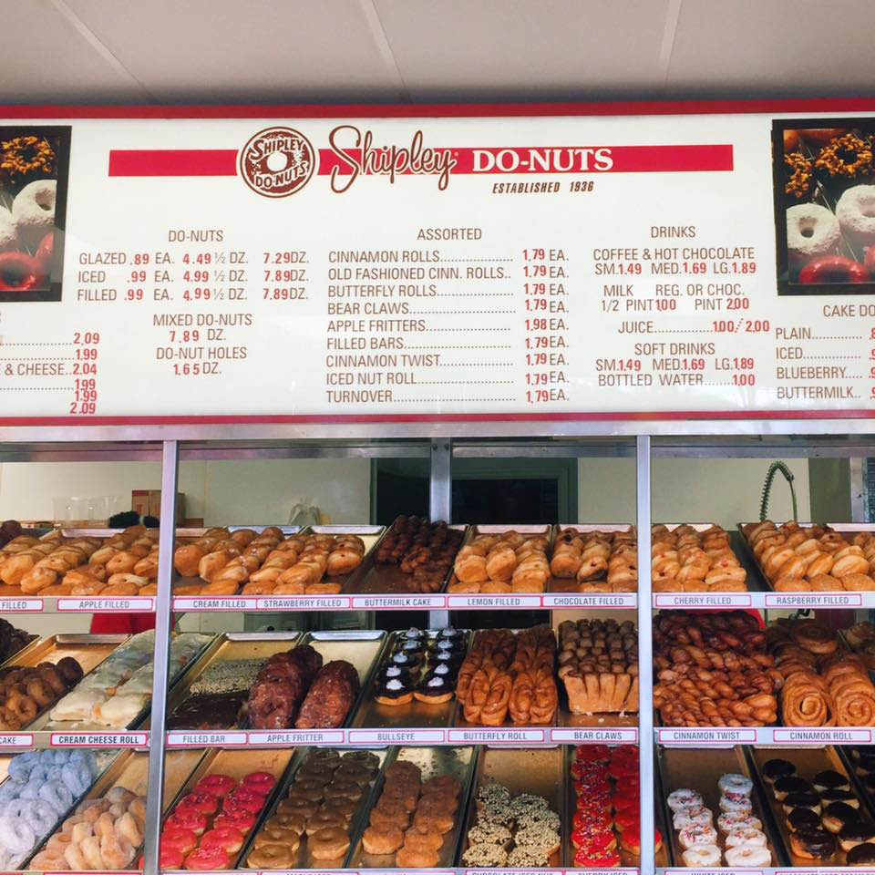 Shipleys Donuts in Birmingham AL  Local Coupons July 2019