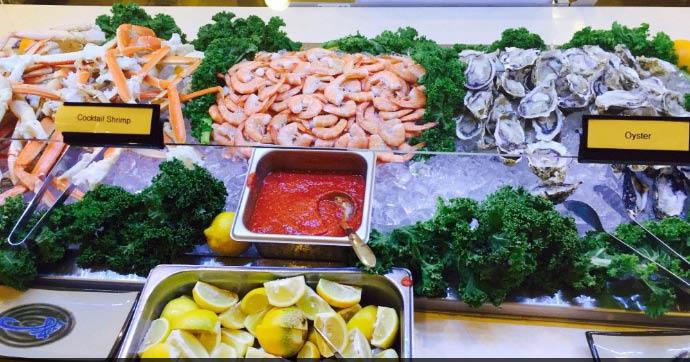 Seafood Restaurant Buffet Near Me