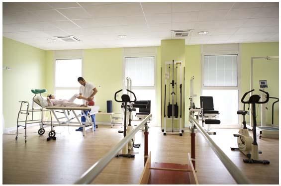 Riabilitazione  ValParma Hospital