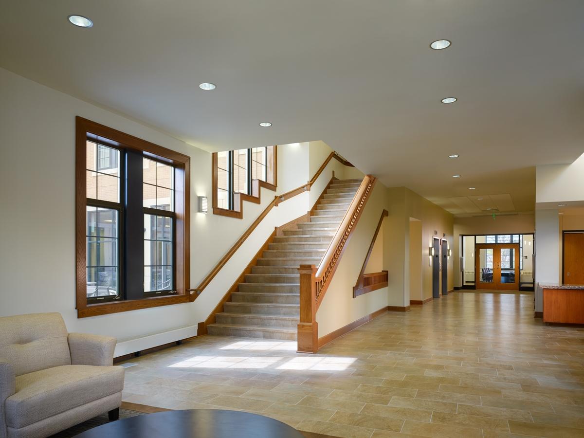 Beacon Hall  Residential Life