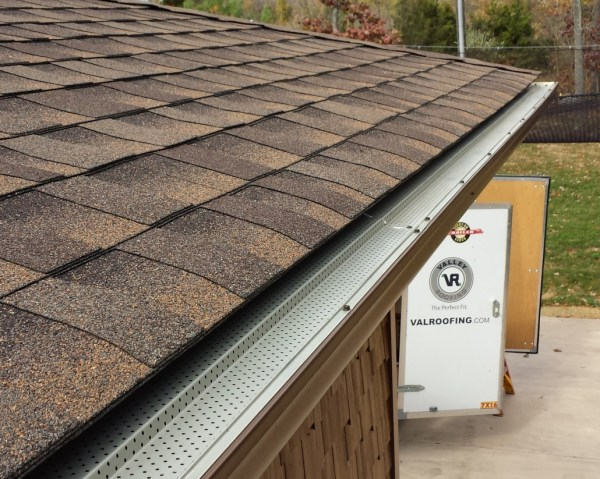 Valley Roofing Installs And Maintains Gutters
