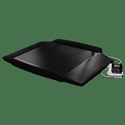 350-10-8 Dual-Ramp Wheelchair Platform Scale