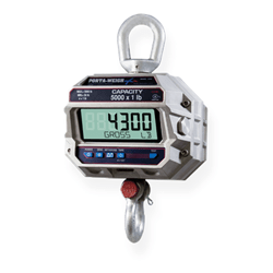 MSI-4300 Port-A-Weigh Plus Crane Scale