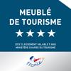 Meublé de tourisme classé 4 étoiles