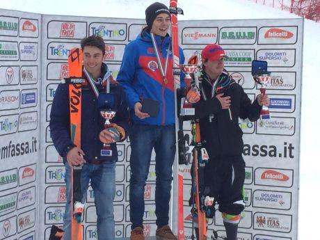 Sebastiano_Andreis_2 Slalom_F_Campionati_Italiani_Aspiranti_Pozza di Fassa_15_03_2015_1 (1)