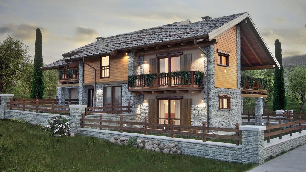 Case Di Montagna In Pietra : Case di montagna in val susa a oulx sta per nascere il nuovo