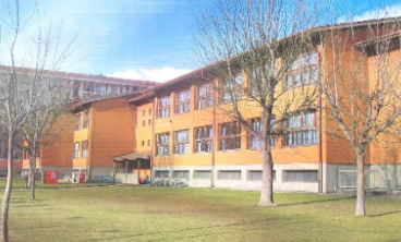 Susa, la sede di Corso Couvert