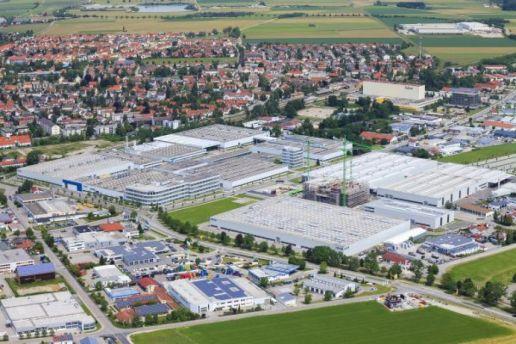 La sede della Grob in Germania