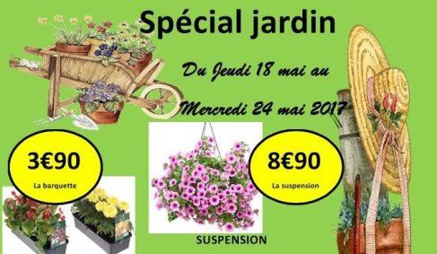 specil jardin