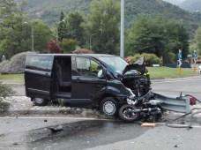 omicidio furgone - condove