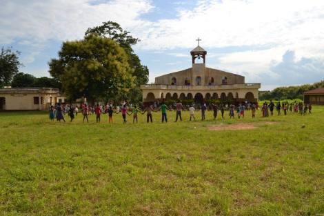 giovani valsusini in africa