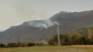 incendio caprie martedì 3